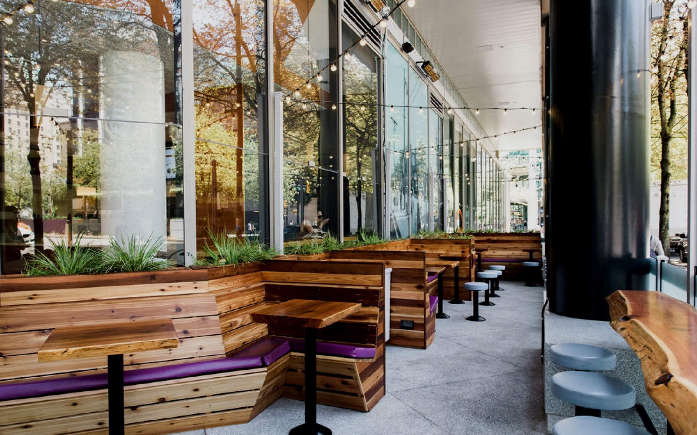 JDG Commercial Food & Beverage Interior Design Project - Smak Howe Street
