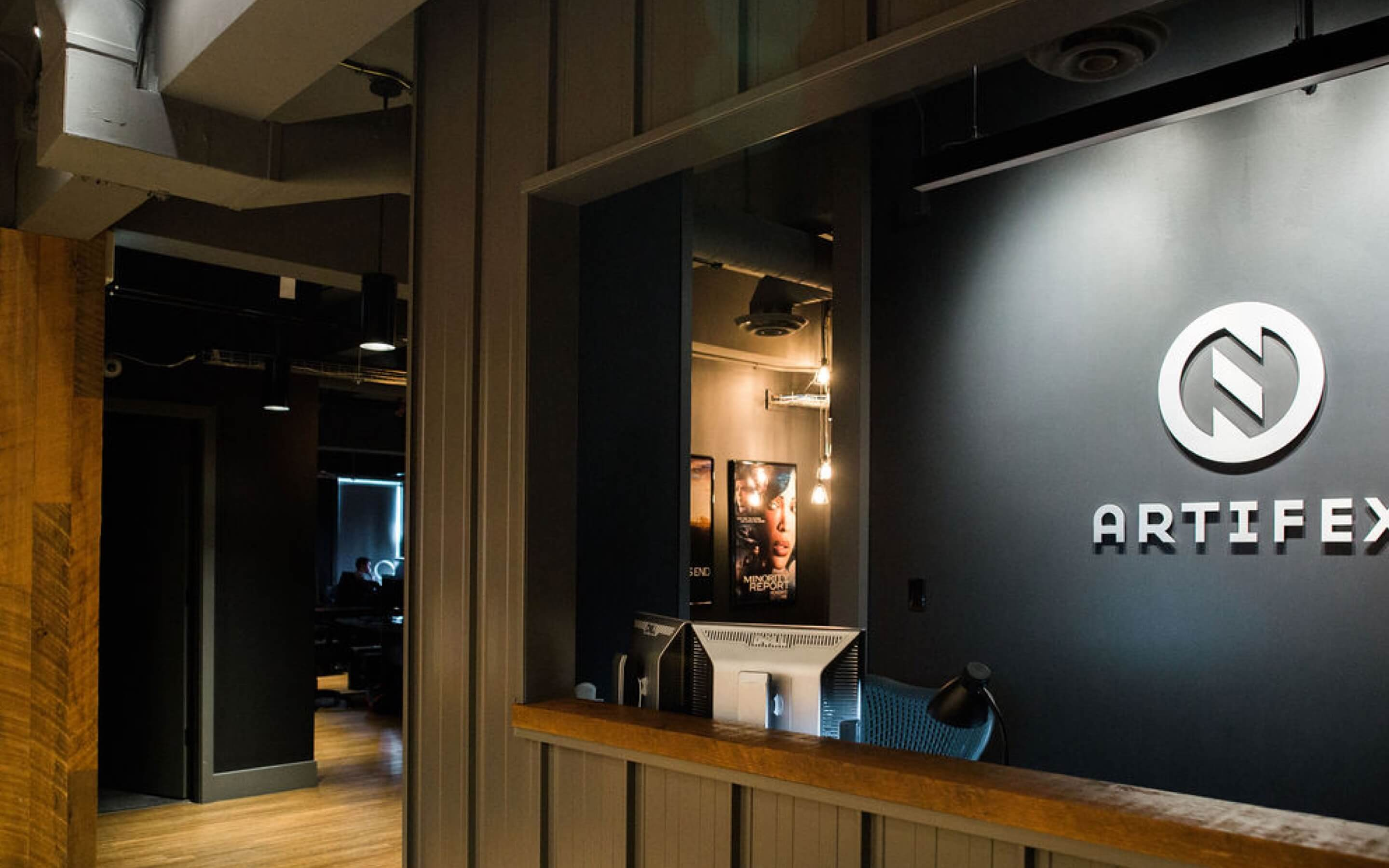JDG Corporate Interior Design Project - Artifex Studio