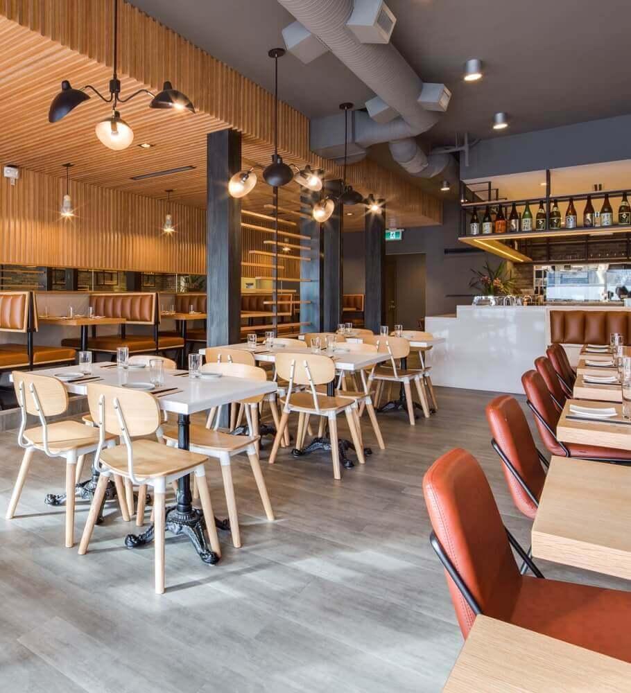 JDG Interior Restaurant Design Yugo Main St