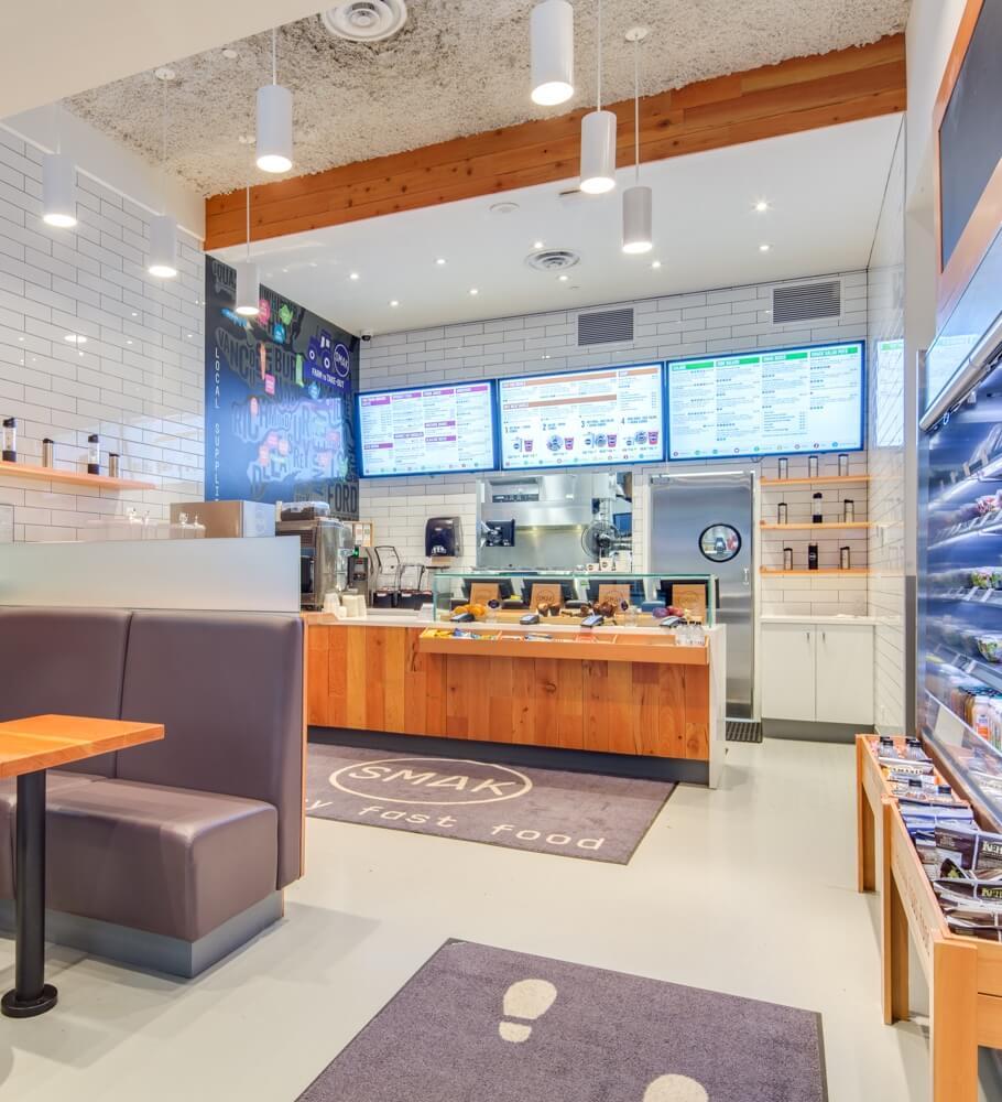 JDG Commercial Interior Design Project - SMAK Granville