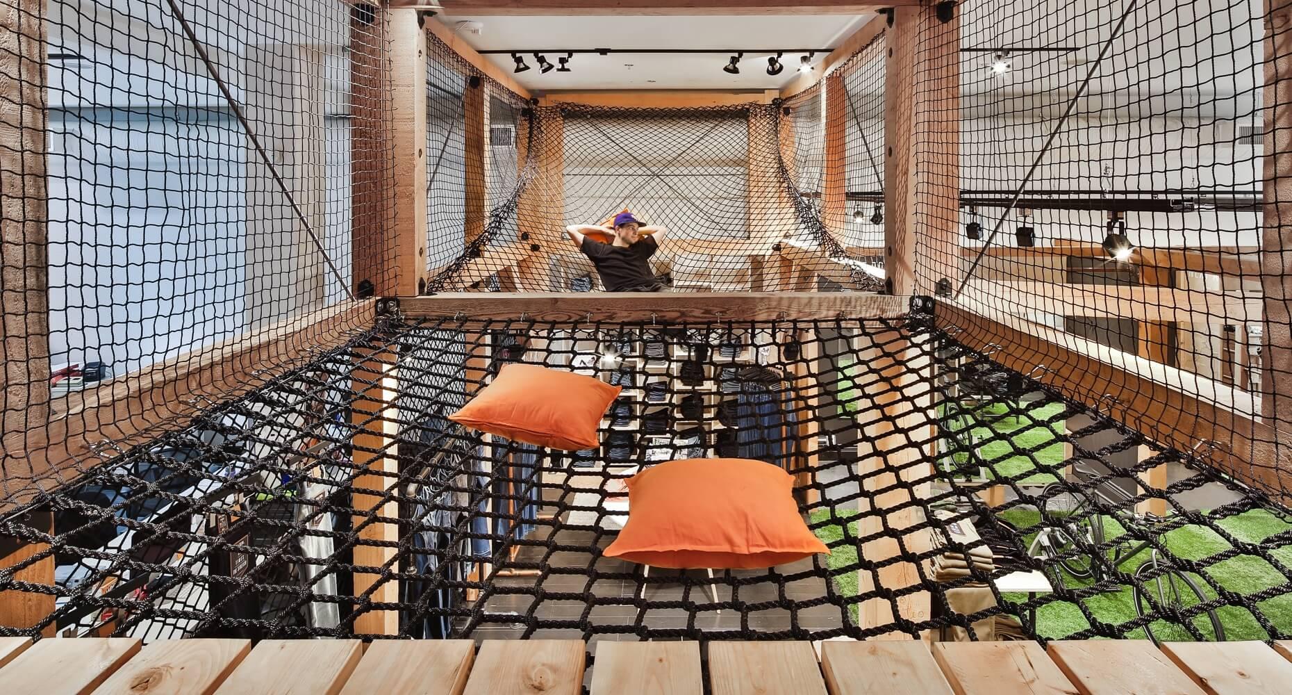 JDG Commercial Interior Design Project - DU/ER Gastown: