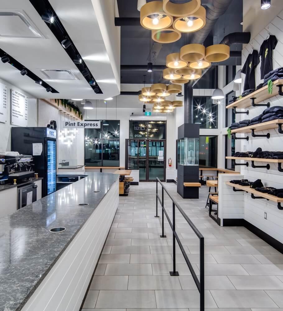 JDG Retail Interior Design Project - Dandy's