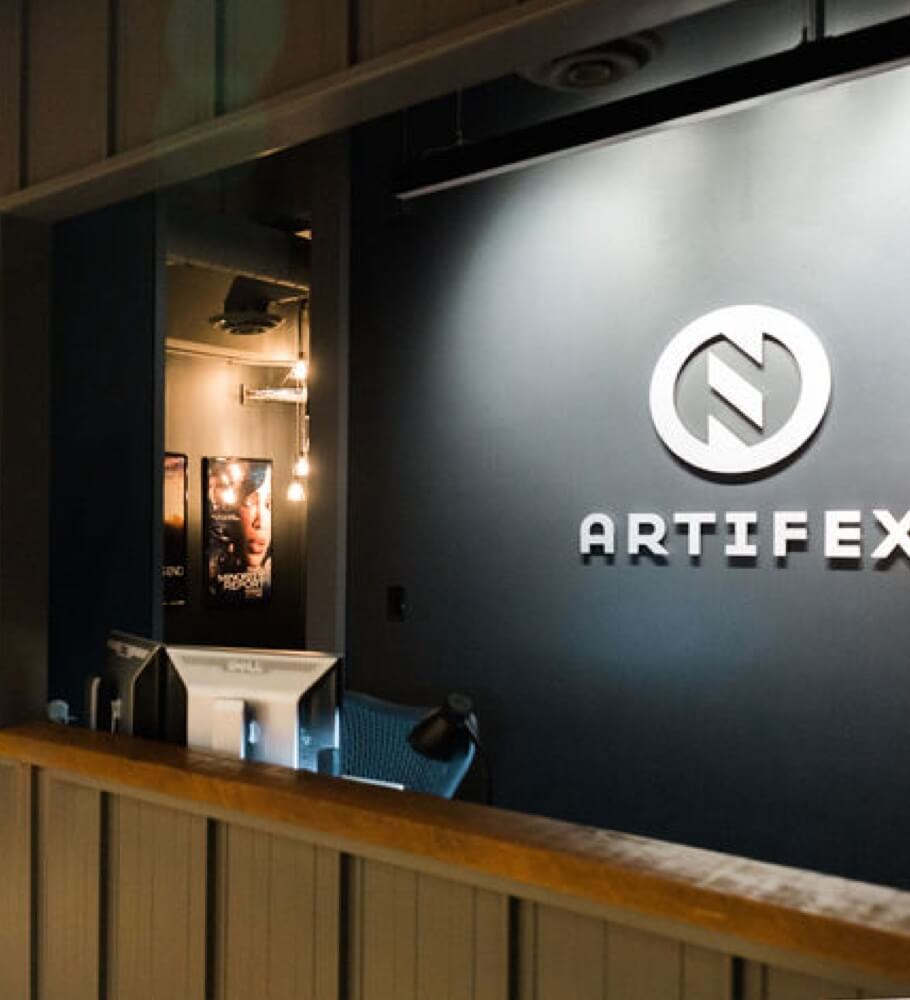 JDG Corporate Interior Design Project - Artifex