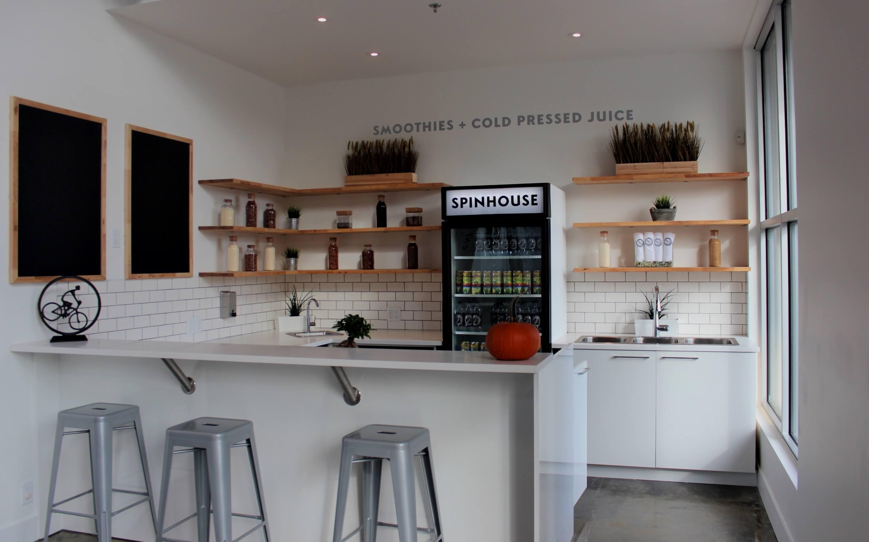 JDG Commercial Interior Design Project - Spinhouse Studio